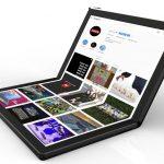 Lenovo presenta el primer portátil con pantalla plegable